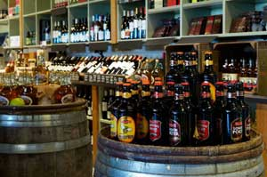 Beer and Wine Selection